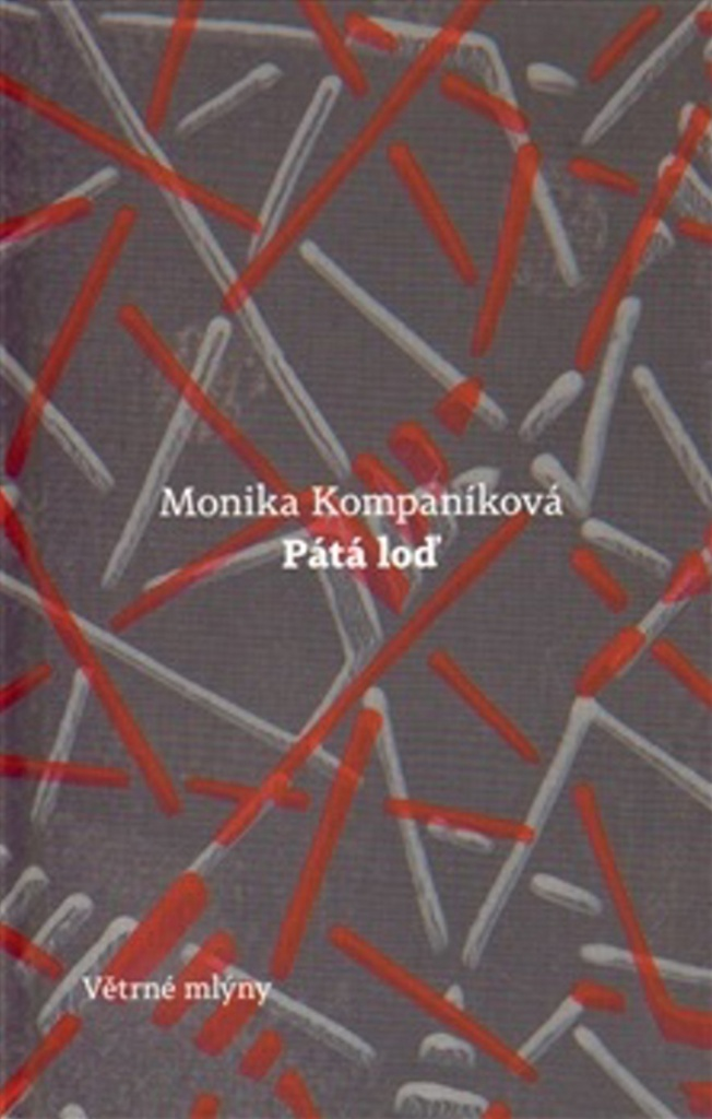 Pátá loď - Monika Kompaníková