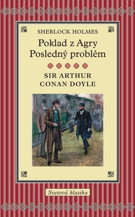 Sherlock Holmes - Poklad z Agry - Posl - Arthur Conan Doyle