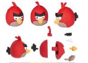 Obrázok Angry Birds Puzzle
