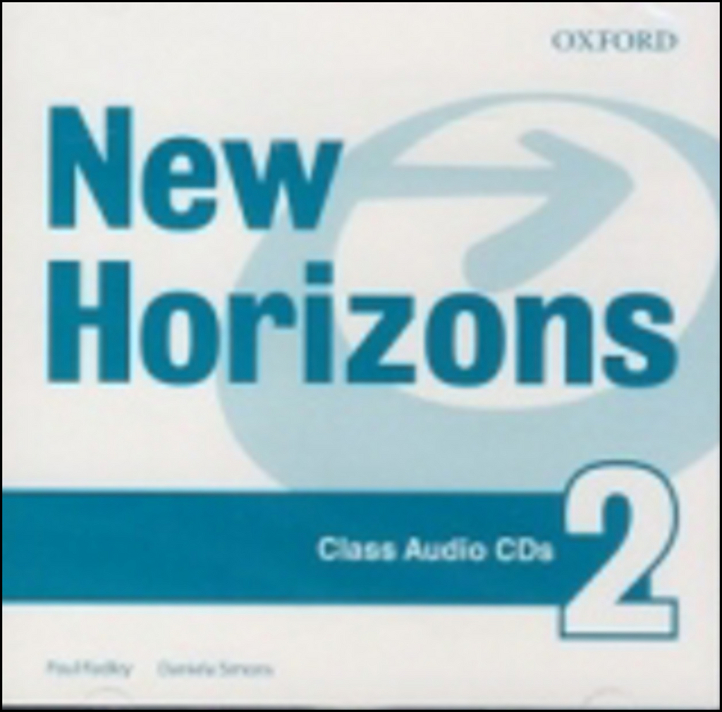 New Horizons 2 Class Audio CDs - Daniela Simons, Paul Radley