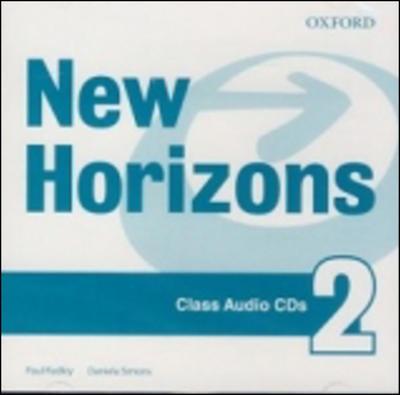 Obrázok New Horizons 2 Class Audio CDs