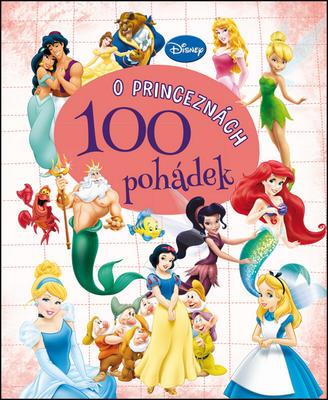 Obrázok 100 pohádek o princeznách