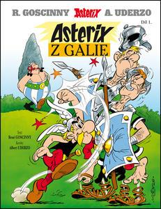 Obrázok Asterix  z Galie