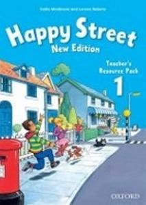Obrázok Happy Street 1 New Edition Teacher´s Resource Pack