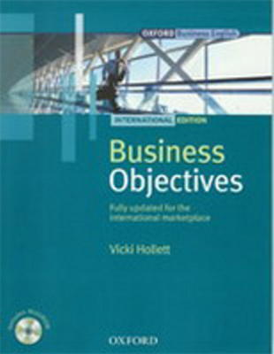 Obrázok Business Objectives International Edition Class Audio CD