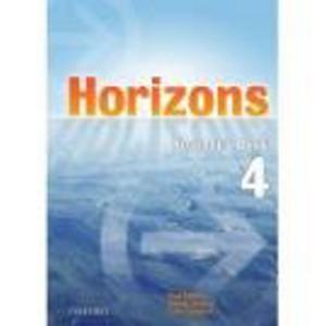 Obrázok Horizons 4 Workbook Czech Edition