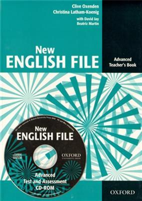 Obrázok New English File Advanced Teacher's Book