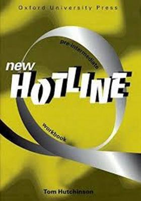 Obrázok New hotline Pre-intermediate Workbook