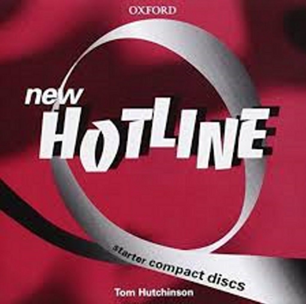 New hotline Starter class audio CDs - Tom Hutchinson