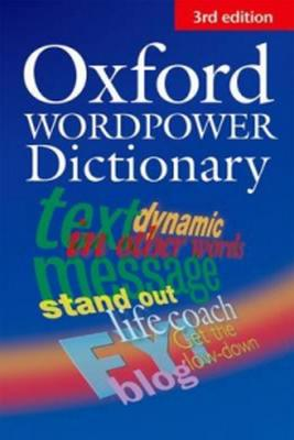 Oxford Wordpower Dictionary 3rd Edition