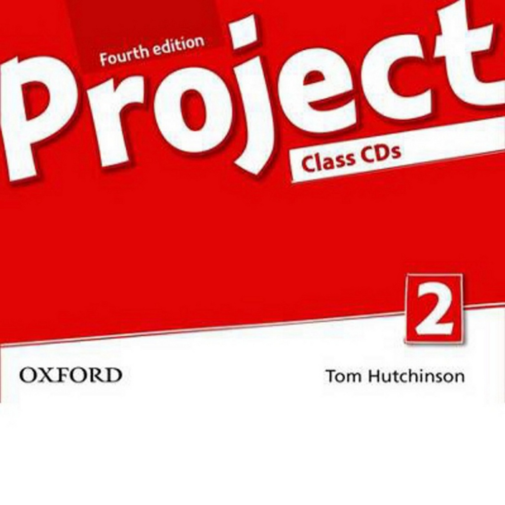 Project Fourth Edition 2 Class Audio CDs - T. Hutchinson