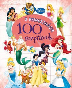 Obrázok 100 rozprávok o princeznách