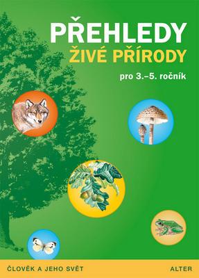 Obrázok Přehledy živé přírody pro 3.-5. ročník