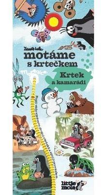 Obrázok Motanice s krtečkem Krtek a kamarádi