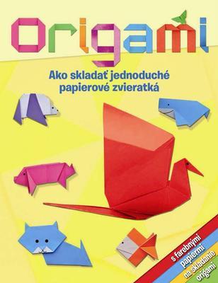 Obrázok Origami Ako skladať jednoduché papierové zvieratká