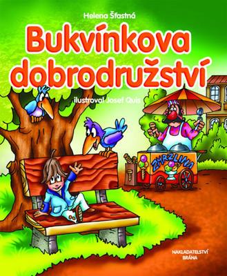 Obrázok Bukvínkova dobrodružství
