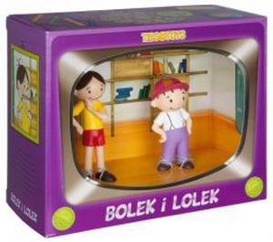 Obrázok Bolek a Lolek