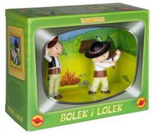 Obrázok Bolek a Lolek horalové