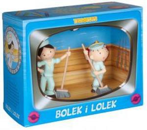 Obrázok Bolek a Lolek námořníci