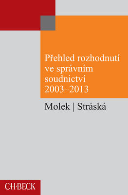Obrázok Přehled rozhodnutí ve správním soudnictví 2003-2013