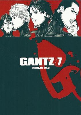Obrázok Gantz 7