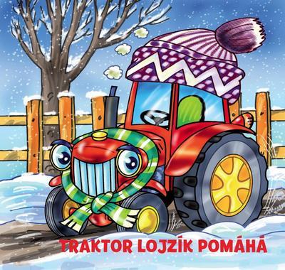 Obrázok Traktor Lojzík pomáhá