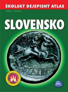 Obrázok Školský dejepisný atlas Slovensko
