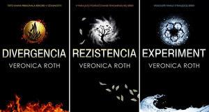 Obrázok Balíček 3 ks Divergencia + Rezistencia + Experiment