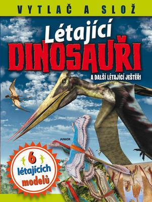 Obrázok Létající dinosauři a další létající ještěři