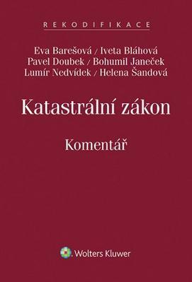 Obrázok Katastrální zákon Komentář