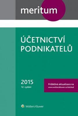 Obrázok Účetnictví podnikatelů 2015