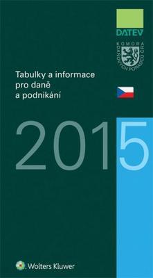 Obrázok Tabulky a informace pro daně a podnikání 2015