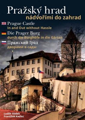 Obrázok Pražský hrad nádvořími do zahrad