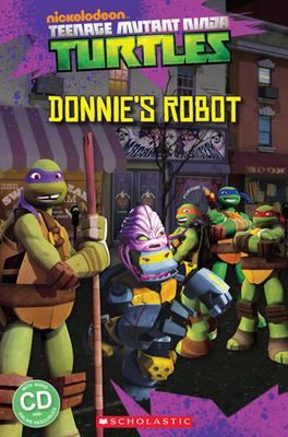 Obrázok Teenage Mutant Ninja Turtles Donnie´s Robot