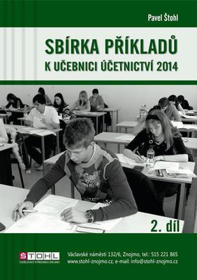 Obrázok Sbírka příkladů k učebnici účetnictví 2014 II. díl