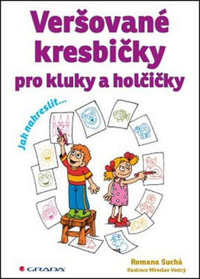 Obrázok Veršované kresbičky pro kluky a holčičky