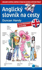 Obrázok Anglický slovník na cesty