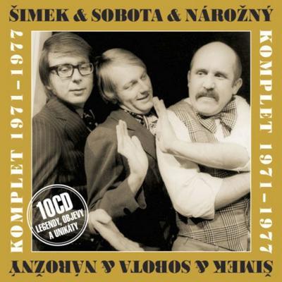 Obrázok Šimek a Sobota a Nárožný komplet 1971-1977