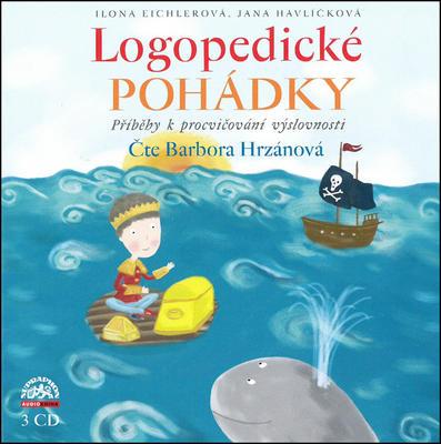 Obrázok Logopedické pohádky