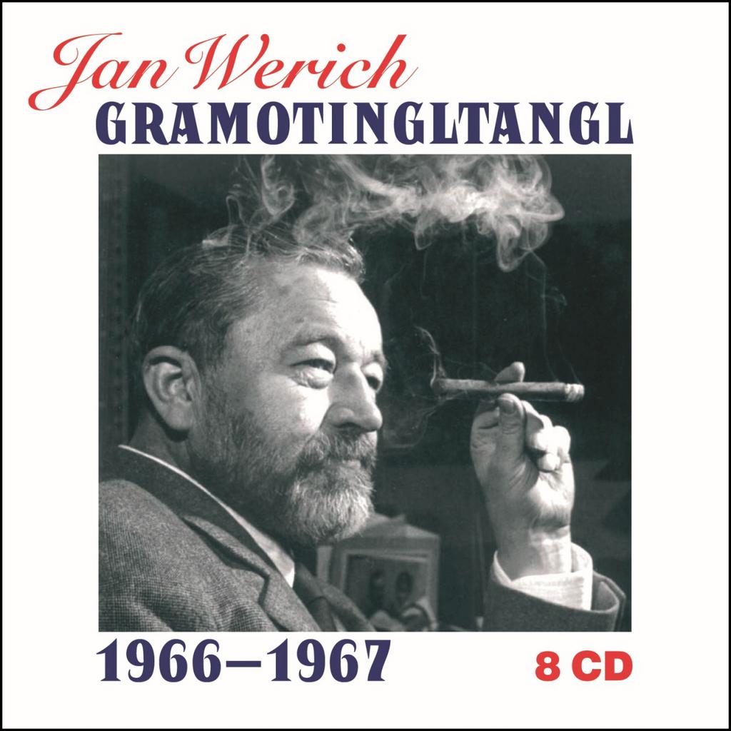 Jan Werich Gramotingltangl - Jiří Suchý