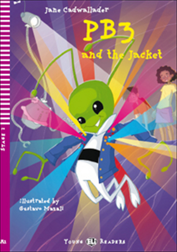 PB3 and the Jacket - Jane Cadwallader