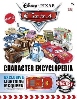Obrázok Disney Pixar Character Encyclopedia