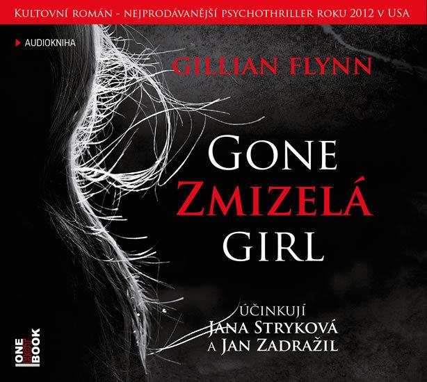 Zmizelá Gone Girl 2 CD - Gillian Flynnová
