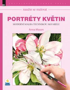Obrázok Naučte se malovat Portréty květin