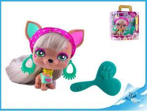 Obrázok VIP PETS Mazlíček Leah s doplňky v krabičce
