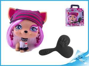 Obrázok VIP PETS Mazlíček Gwen s doplňky v krabičce