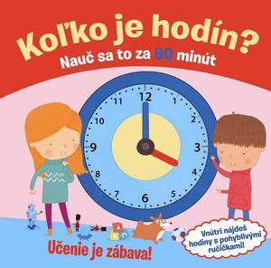 Obrázok Koľko je hodín? Nauč sa to za 60 minút