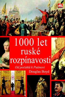Obrázok 1000 let ruské rozpínavosti