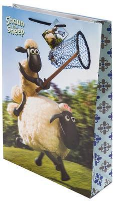 Obrázok Dárková taška Ovečka Shaun 6 jumbo