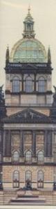 Obrázok Záložka Prague Národní muzeum